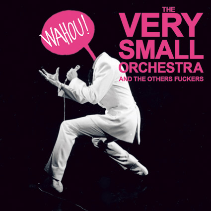 CD album Very Small Orchestra